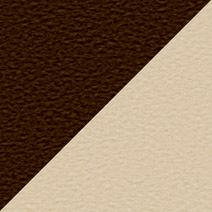 Beżowo - brązowy