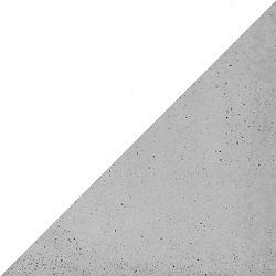 Biały + beton