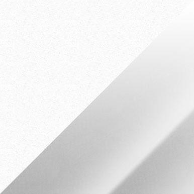 Biały + biały połysk
