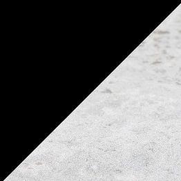 Szary marmur + czarny mat