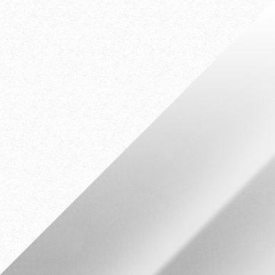 Biały mat + biały połysk