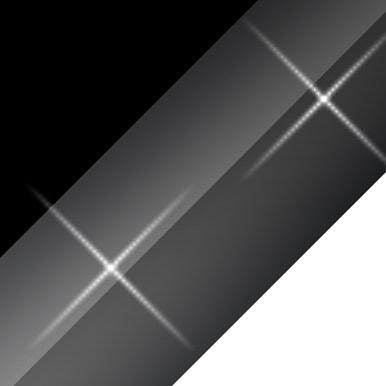 Czarny + czarny wysoki połysk + biały