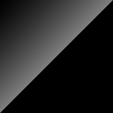 Czarny + czarny połysk