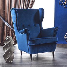 Zobacz pełną kategorię foteli tapicerowanych, relaksacyjnych, obrotowych i wielu innych, które odnajdą się w salonie, pokoju, biurze itp