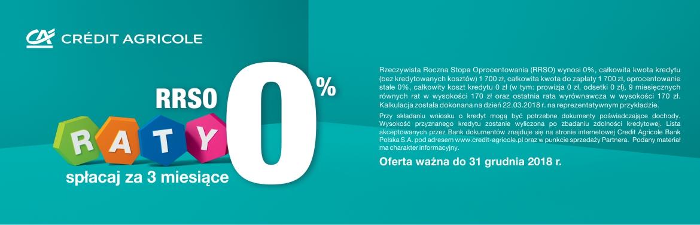 Raty 0% na meble