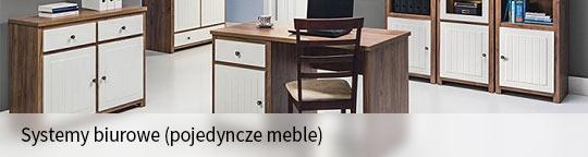 Systemy mebli biurowych