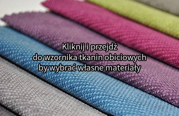 Przejdź do wzornika tkanin obiciowych w meblach tapicerowanych